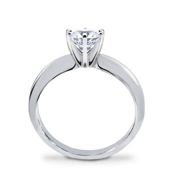 finarelo cushion cut diamond ring