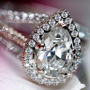 Diamanten trouwring Antwerpen