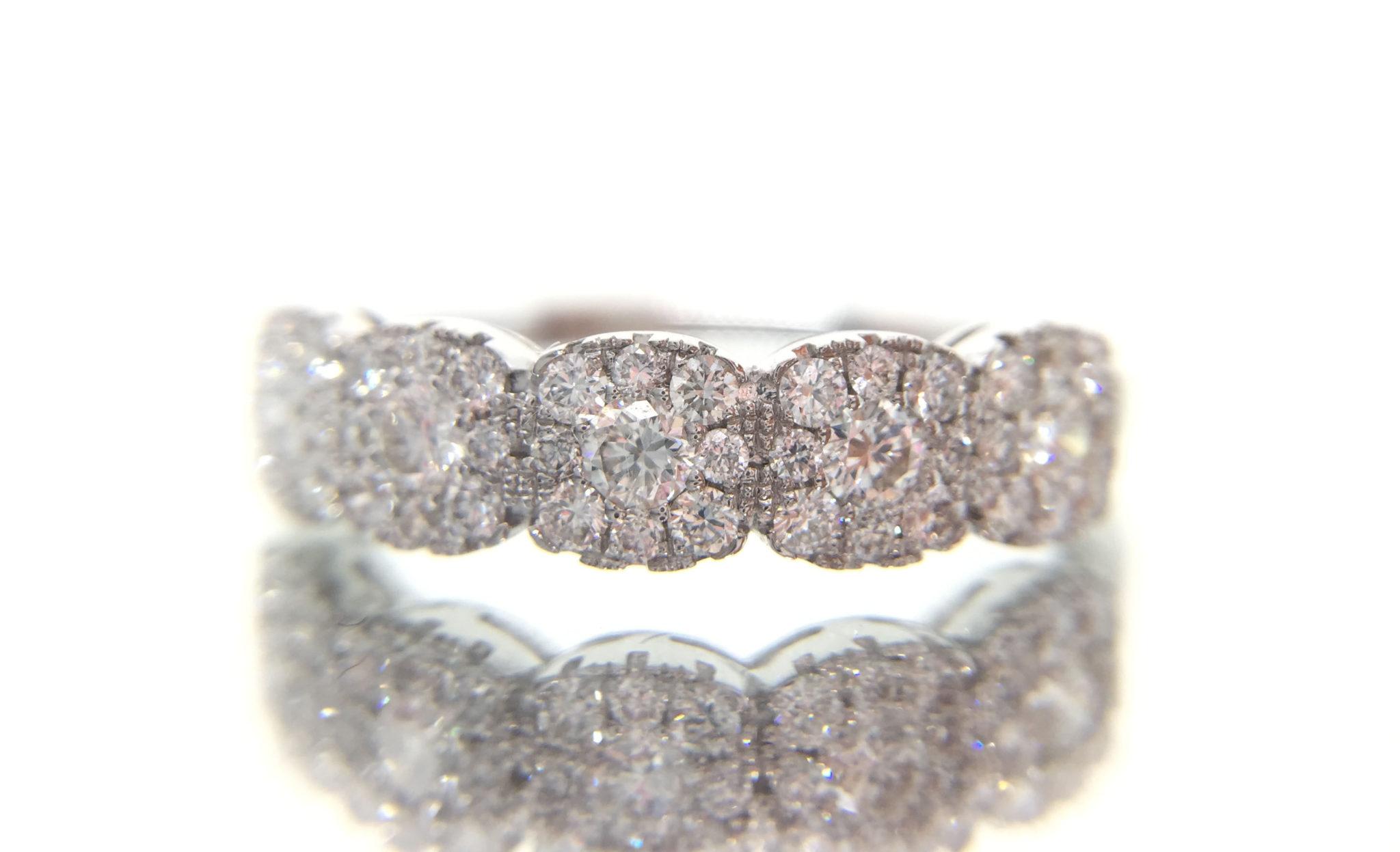 Diamanten Verlovingsringen In Witgoud Kopen Bij Juwelier Di