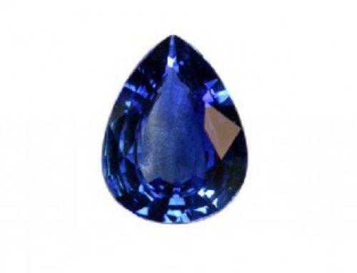 Blauwe diamant tegen een briljanten prijs