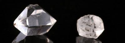 hoe ontstaat een diamant