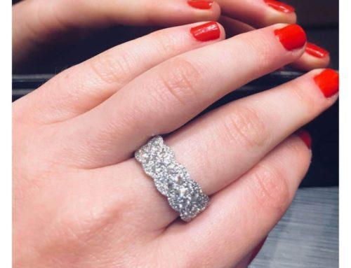Trouwringen die perfect passen bij de verlovingsringen?