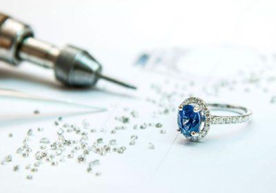 Straal klasse uit met een hoogwaardige diamanten ring