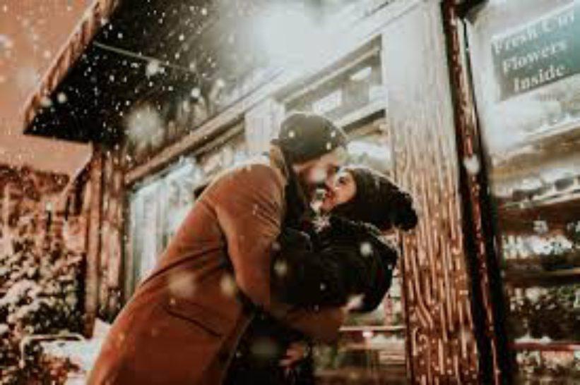huwelijksaanzoek winter