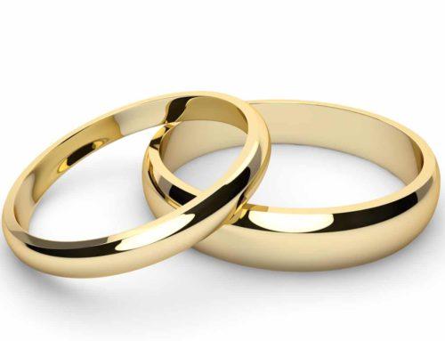 Een liefdevolle relatie bezegelen met een huwelijk